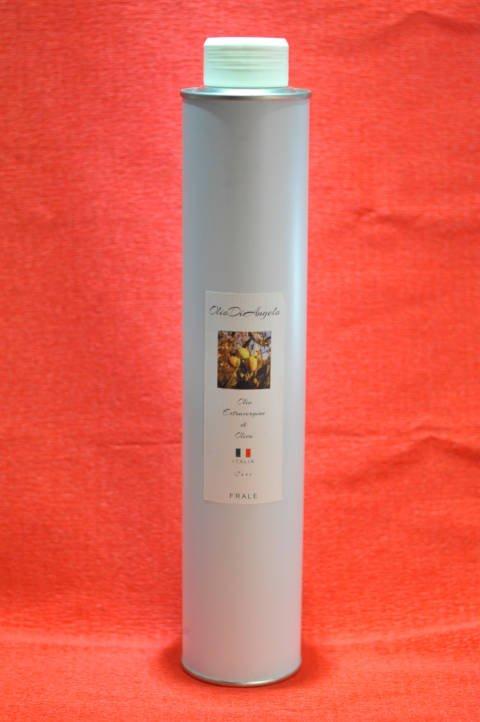 イタリア産 フラントイオ レッチェ500ML 缶 EXV自然なエキストラバージンオリーブオイル オリーブオイル オリーブ油FRALE500ML オリーブオイル