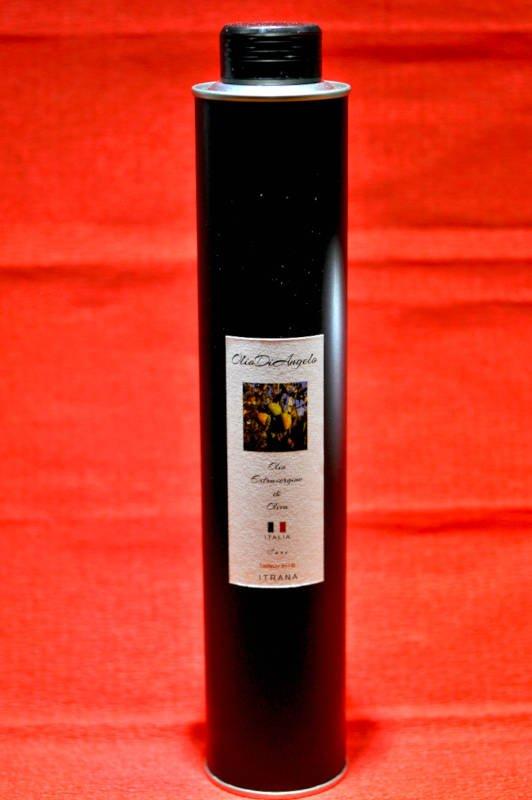 イタリア産 ITRANAイトラナ 500ML 缶 EXV自然なエキストラバージンオリーブオイル オリーブオイル オリーブ油